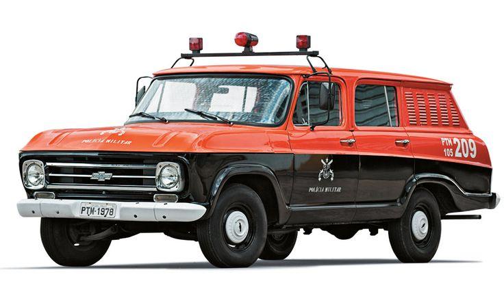 Canadauence TV: Chevrolet Veraneio, carros para sempre foi amada e...