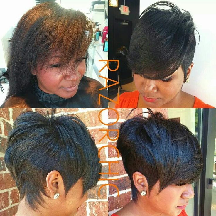 Quick Hairstyles For Short Hair Magnificent 710 Best Pixie Cuts And Short Hairstyles Images On Pinterest