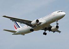 Airbus A320 - Wikipedia, la enciclopedia libre