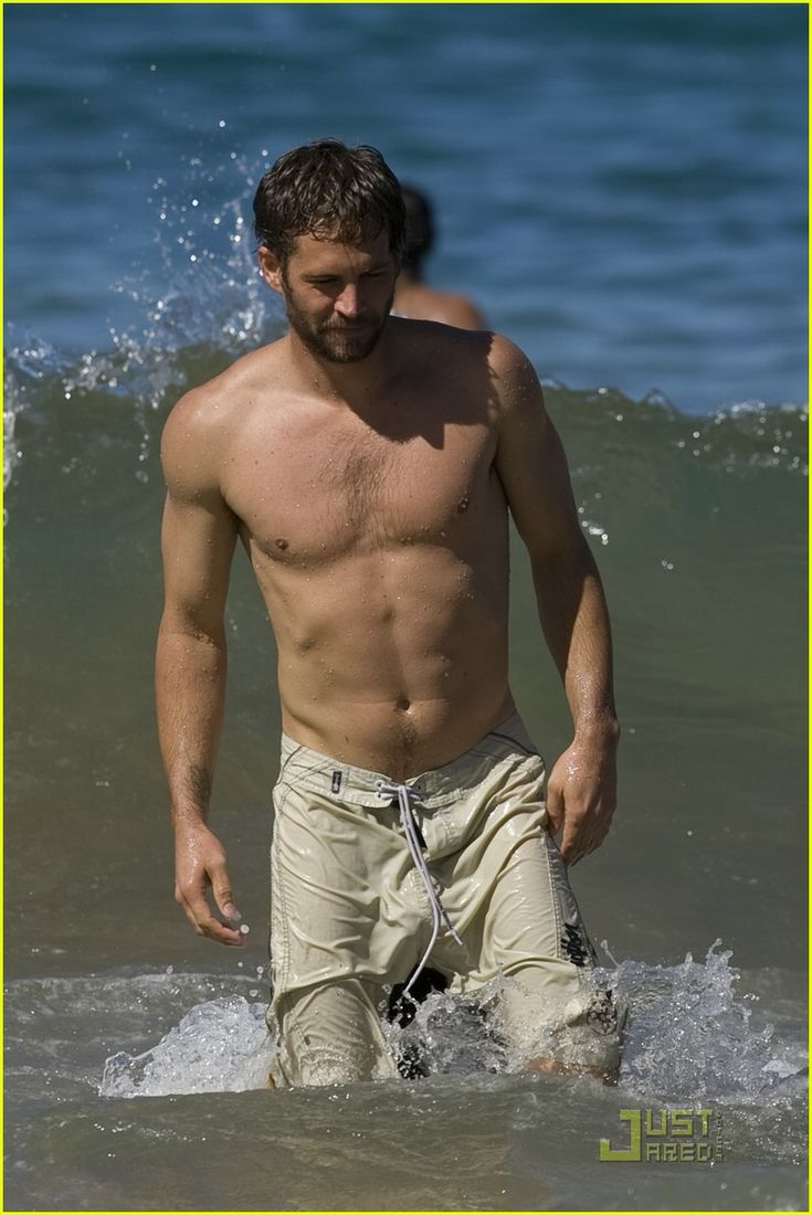 Paul Walker is Shirtless | paul walker shirtless 10 - Photo