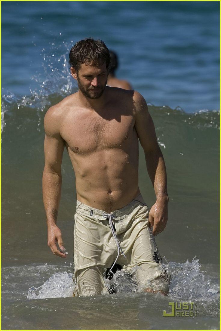 Paul Walker is Shirtless | paul walker shirtless 10 - Photo