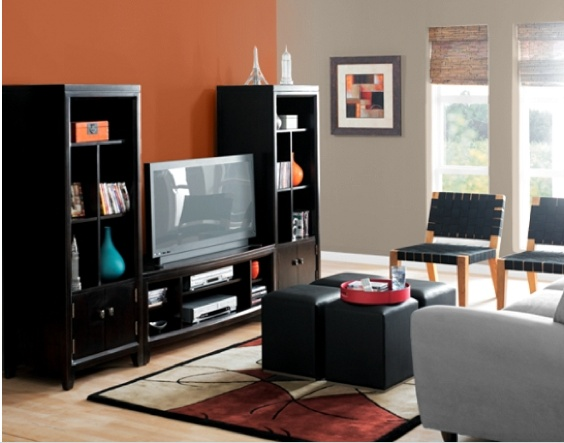 Sherwin williams paint colors diverse beige and robust - Accent colors for beige living room ...