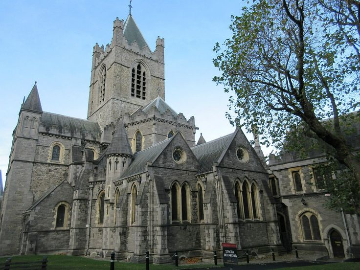Christchurch Cathedral   #traveldiary #Ierland #Dublin #reizen #travel #Ireland #citytrip