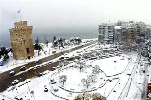Χιόνι <3