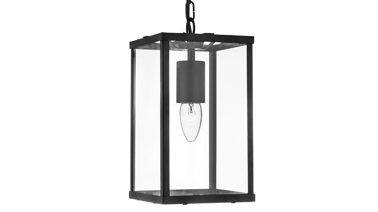 Hanglamp Lanterns 4241BK