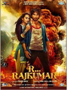 R Rajkumar (Hindi) DVD & BLU RAY Online #RRajkumar #RRajkumarMovie #Bollywood #Entertainment #DVD #BLURAY #Movies #ShahidKapoor #SonakshiSinha