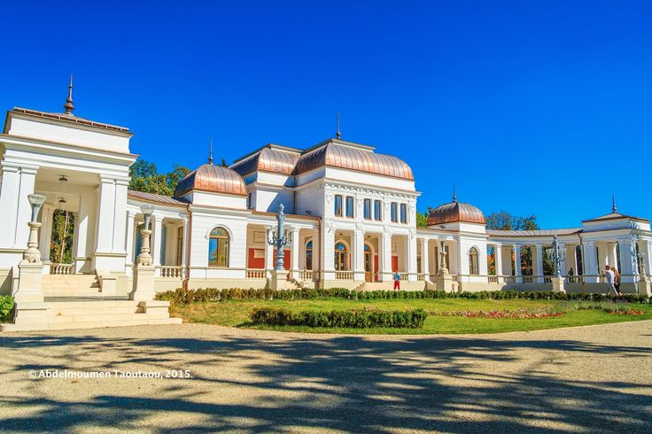The Old Casino in the Central park of Cluj-Napoca, Romania!