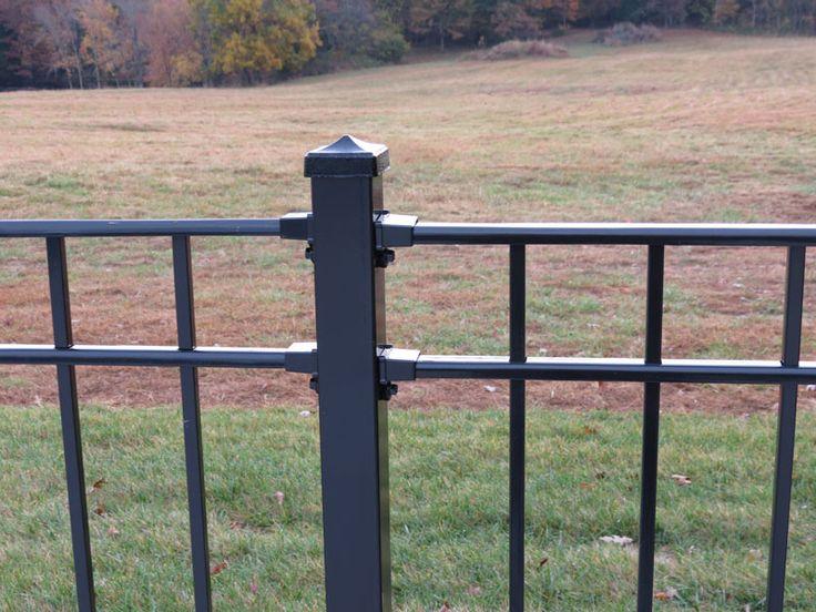 Best wrought iron fence cost ideas on pinterest