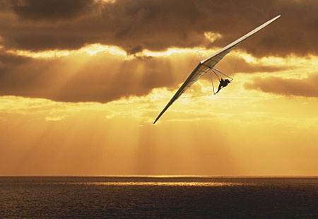 Hang Gliding in Los Angeles (Dockweiler State Beach) ..*Rio too! x)