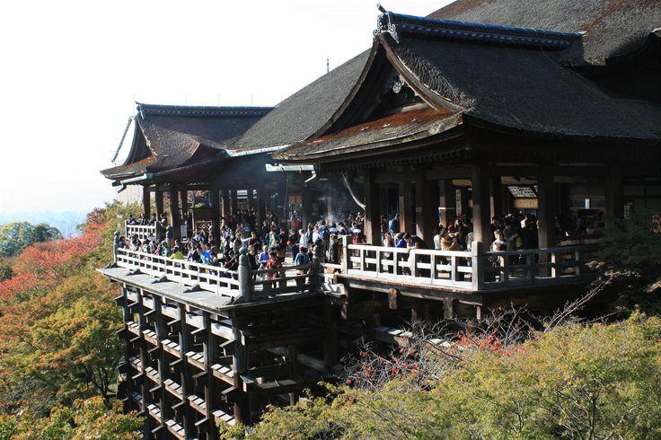 Kiyomizu-dera Temple | 清水寺