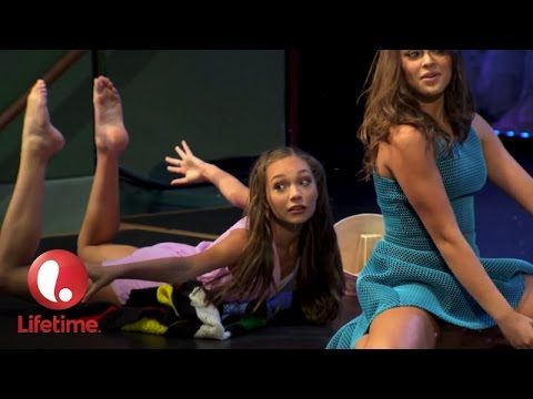 Dance Moms: Ugly Dance-Off | No Moms Allowed Kickoff Special Tonight at 8/7c | Lifetime - YouTube