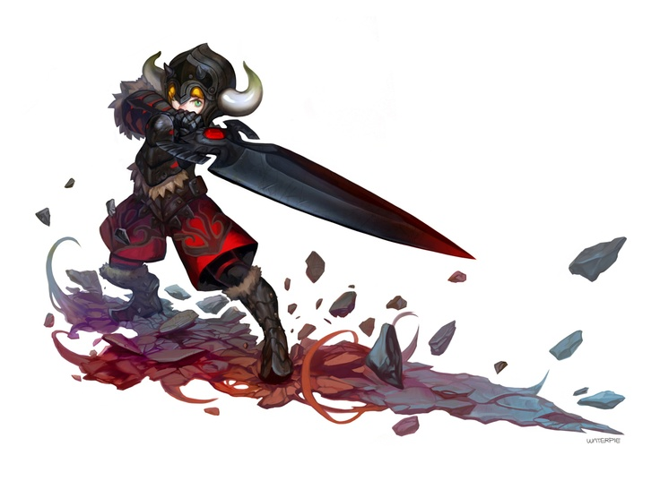 Playing Swordmaster in Dragon Nest feels fast. on a sidenote DN has some cool artwork.