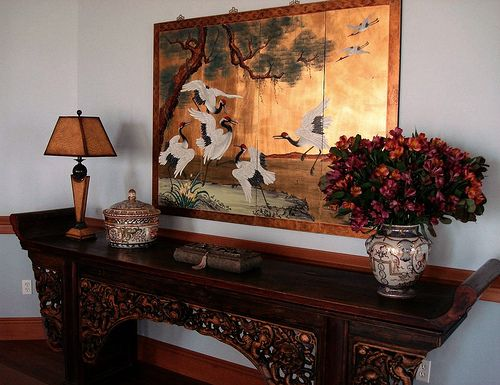 89 best images about korean modern traditional home decor for Modern korean living room