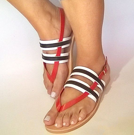 leather sandalswomens shoeshandmade by FEDRAinspirations on Etsy