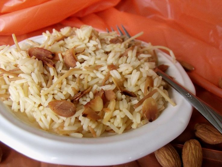 Lebanese Rice #SundaySupper - Cindy's Recipes and WritingsCindy's Recipes and Writings