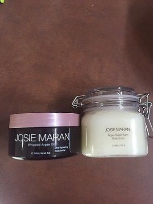 awesome Josie Maran Strawberries and Whipped Cream Body Butter & Sugar Scrub - For Sale View more at http://shipperscentral.com/wp/product/josie-maran-strawberries-and-whipped-cream-body-butter-sugar-scrub-for-sale/