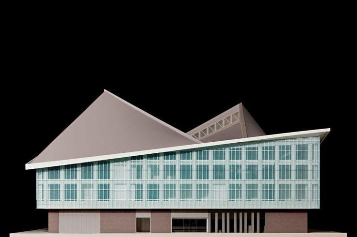 John Pawson, OMA - Office of Metropolitan Architecture, Allies and Morrison, Arup, Hélène Binet, Luc Boegly, Sergio Grazia, French+Tye, Luke Hayes · New Design Museum