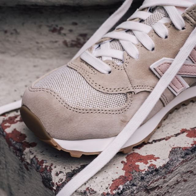 new balance 574 beach cruiser beige
