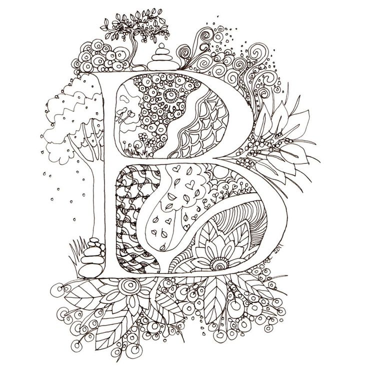 102 best illuminated letters images on pinterest letters for Illuminated alphabet coloring pages