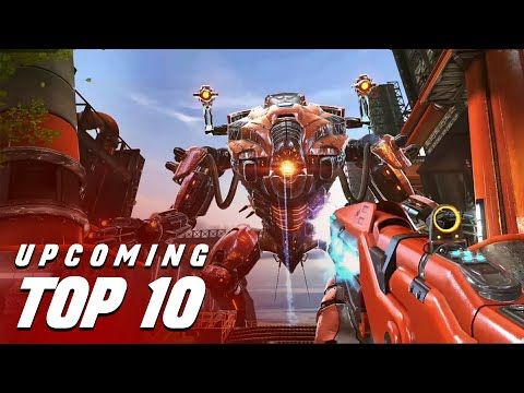 top 10 shooting games for android 2019