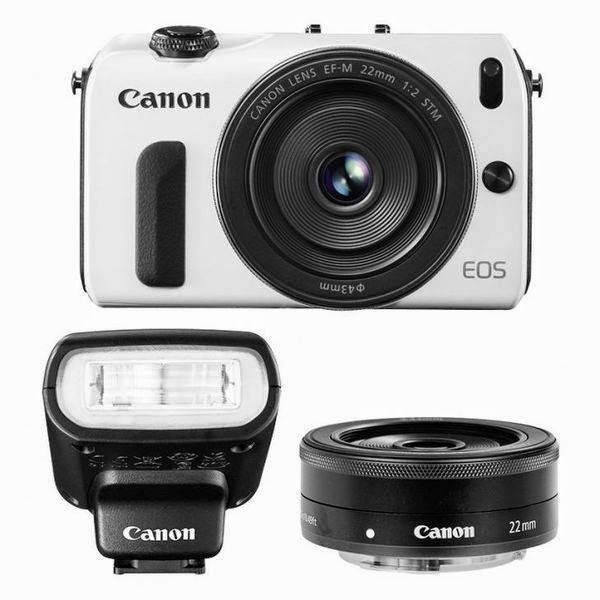 Harga Kamera Mirrorless Canon