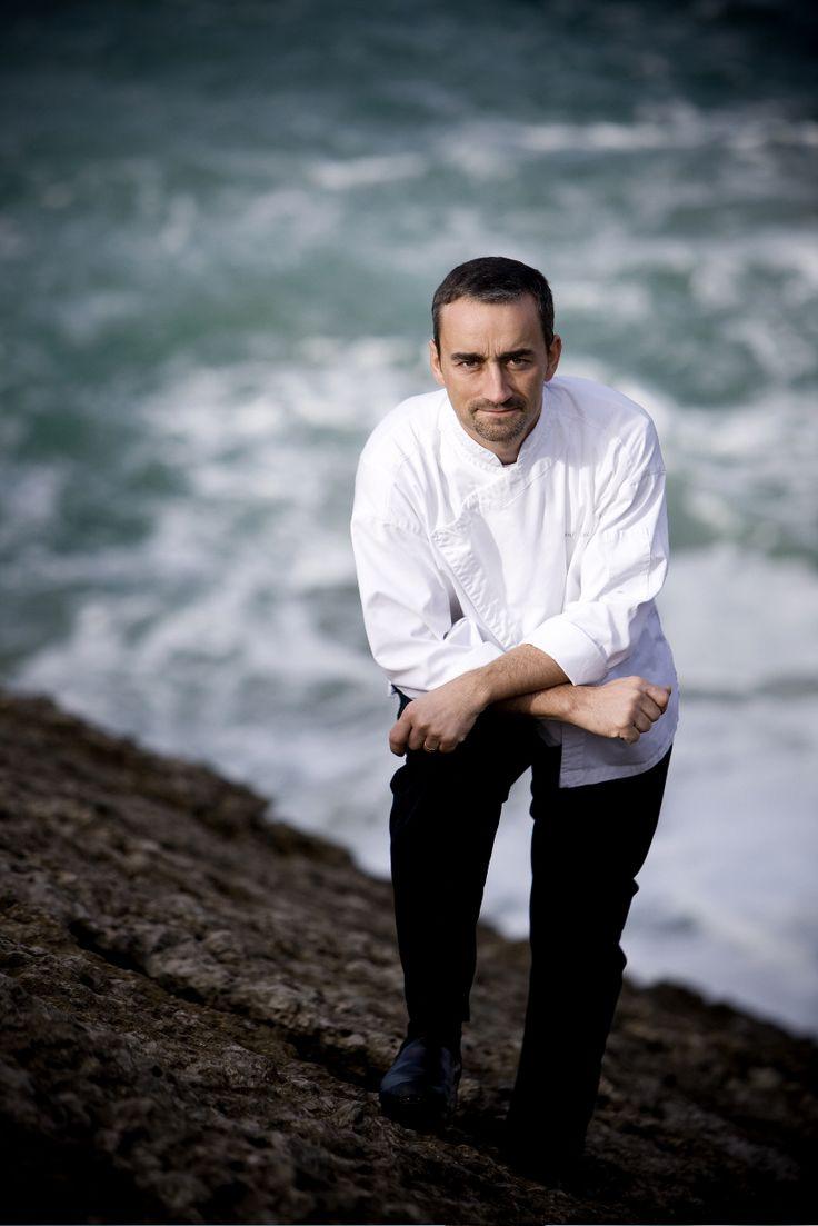 Chefe Vincent Farges na Rota das Estrelas Restaurante Feitoria 2014 Setembro 19 e 20