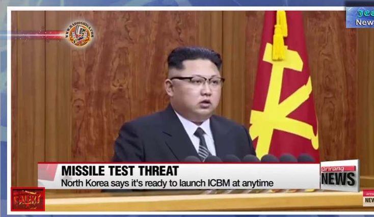 Coréia do Sul: Pyongyang está pronto para lançamento de Míssil Balístico Intercontinental. Fontes militares sul-coreanas dizem que a Coréia do Norte está...