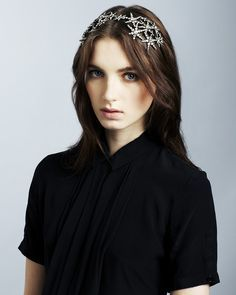 Crystal Headpieces on Pinterest