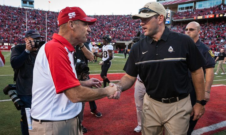 Purdue tries to carry effort at Nebraska into clash with Penn State = Gerad Parker took the reins at Purdue last week not really knowing what to expect. The interim head coach replacing the fired Darrell Hazell was caught up in a whirlwind.  Parker started this week's press conference in.....