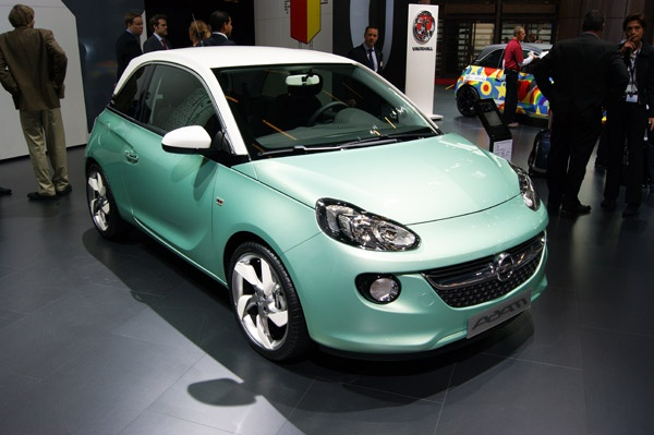 Vauxhall Adam - oooooo or this!!