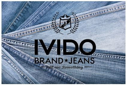 #Denim, a #love story. #IvidoJeans