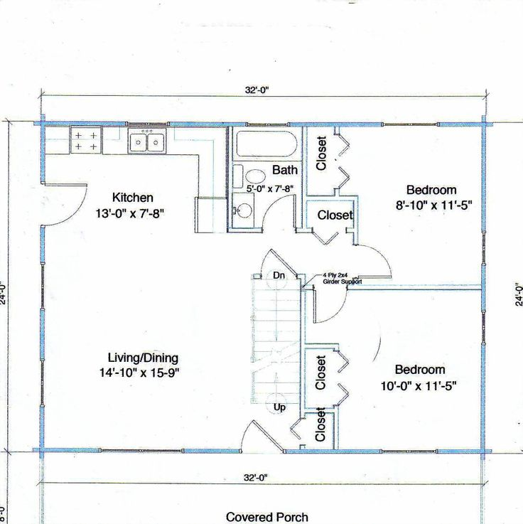 32x32 house plans joy studio design gallery best design for 32x32 house plans