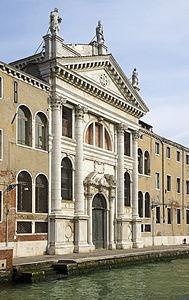 Scamozzi, San Lazzaro dei Mendicanti, Venice