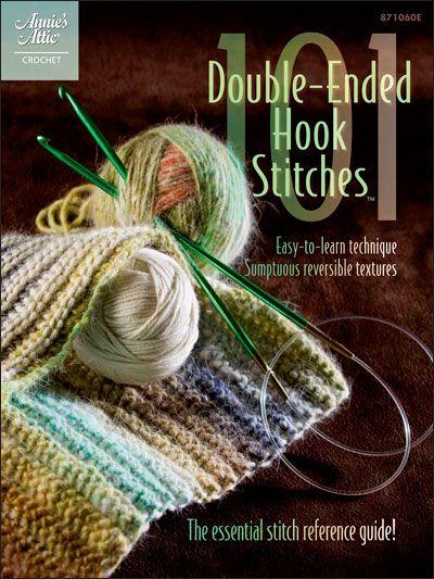 10 besten Double-ended Crochet Bilder auf Pinterest | Stricken ...