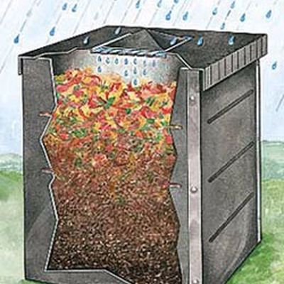 Gardener's Supply: Learn how to compost your kitchen and yard waste, using a compost bin, a pile or a composter.