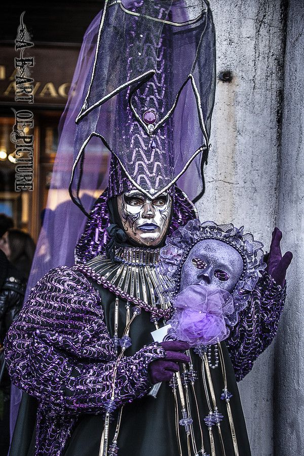 Venice carnival 2014 3 by Andy E. on 500px