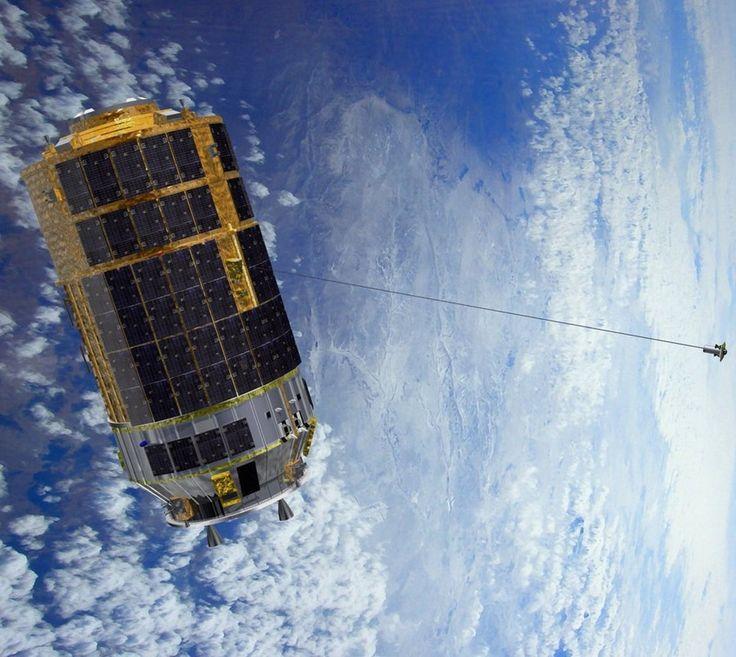Japonskej vesmírnej lodi Kounotori 6 sa nepodarilo vysunúť povraz, ktorý mal stiahnuť kozmické smeti do atmosféry.