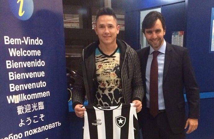 BotafogoDePrimeira: Otimista, Botafogo diz que exames de Canales ficar...