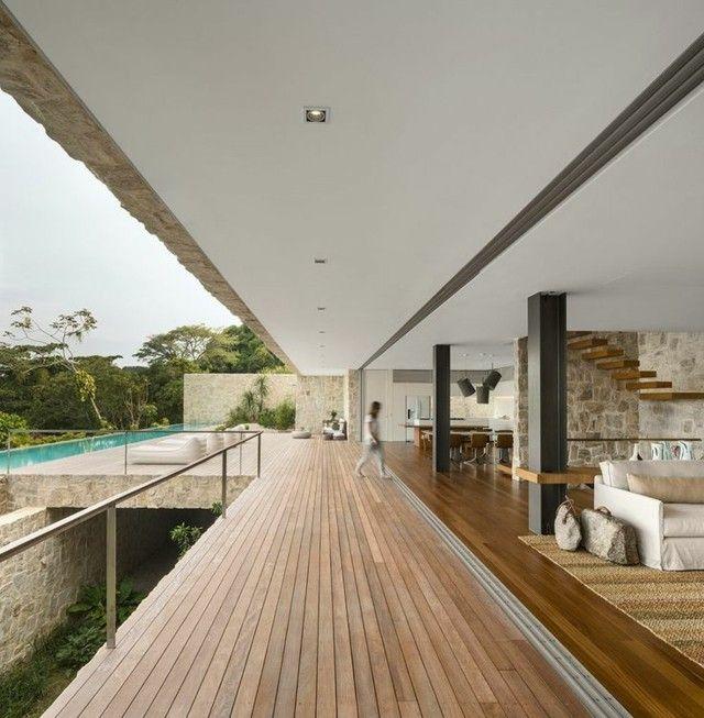 Les 25 meilleures idées concernant piscine en bois rectangulaire ...