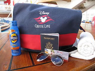 Wife and Mom University: Disney Cruise Packing List