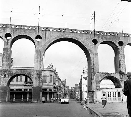 Aqueduto da Carioca/Arcos da Lapa - Lapa, Rio de Janeiro - RJ, Brasil
