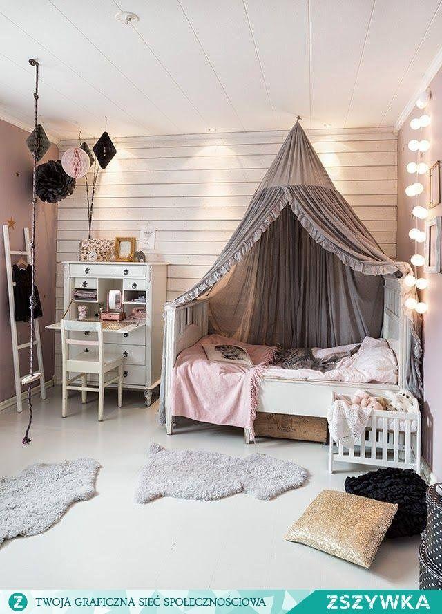 Zobacz zdjęcie pokój dla dziewczynki w pełnej rozdzielczości