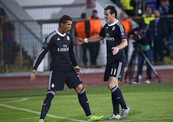 'Gareth Bale will never be as good as Cristiano Ronaldo'