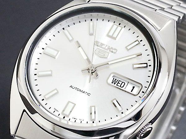 セイコー SEIKO セイコー5 SEIKO 5 自動巻き 腕時計 SNXS73K-1