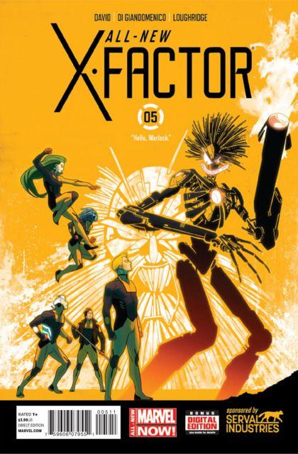 All-New X-Factor (Volume) - Comic Vine