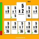 Fun multiplication games