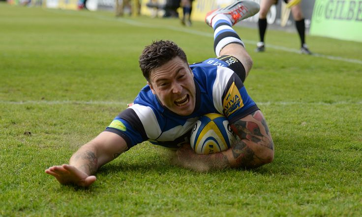 Minute-by-minute report: Bath ran in seven tries, including a hat-trick from Matt Banahan, in a remarkable performance at the Rec to book their place in next weekend's final against Saracens