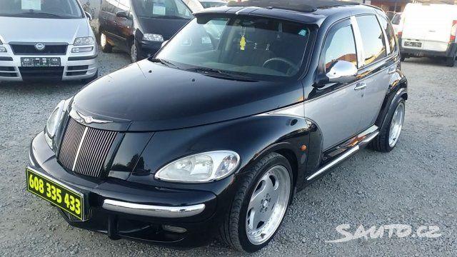 Chrysler PT Cruiser 2.0i,INDIVIDUAL,ALU 18 - Sauto.cz