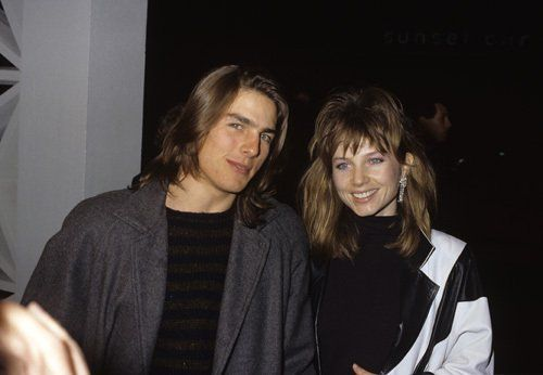 tom cruise rebecca de mornay | ... lewis image courtesy mptvimages com names tom cruise rebecca de mornay