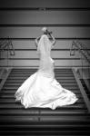 Gotta love the wind blowing the gown!